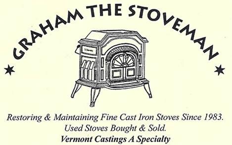 Wood Stove Restoration & Repair