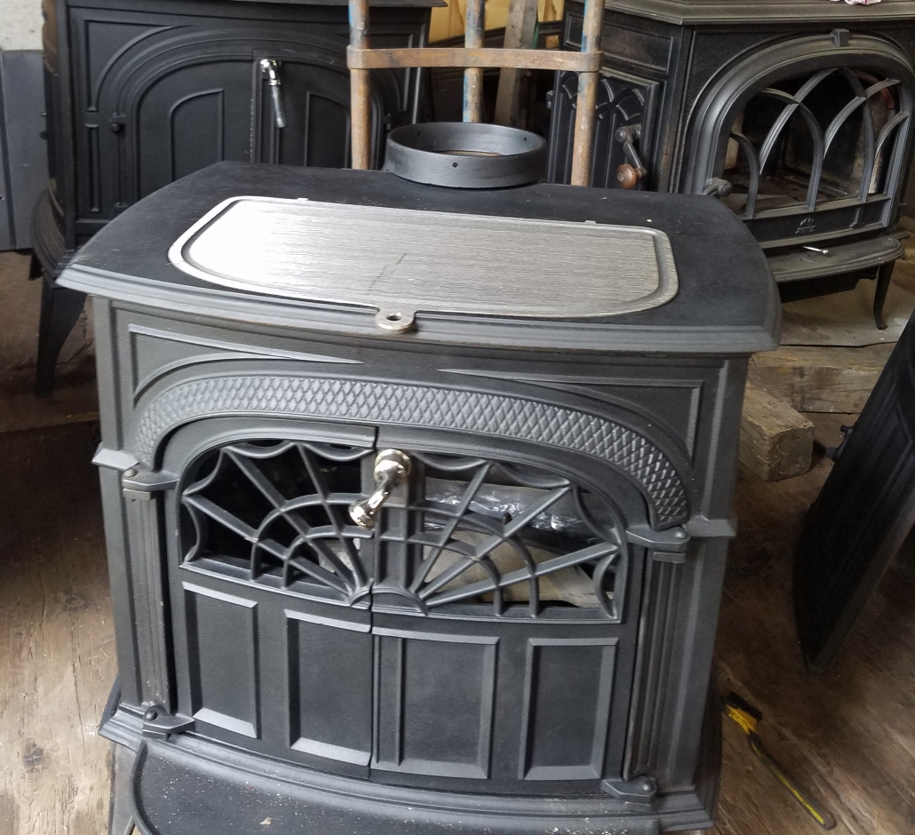 Wood Stove Restoration & Repair